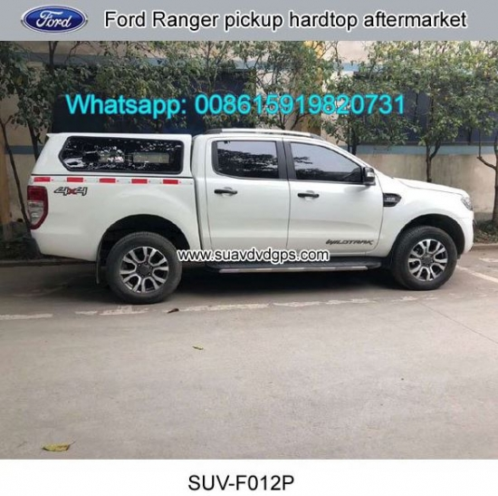 Ford Ranger Pickup Hardtop Canopy DIY Car Rear